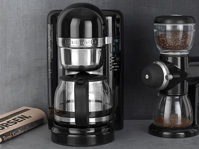 KITCHENAID ONE TOUCH KAFFEMASKINE
